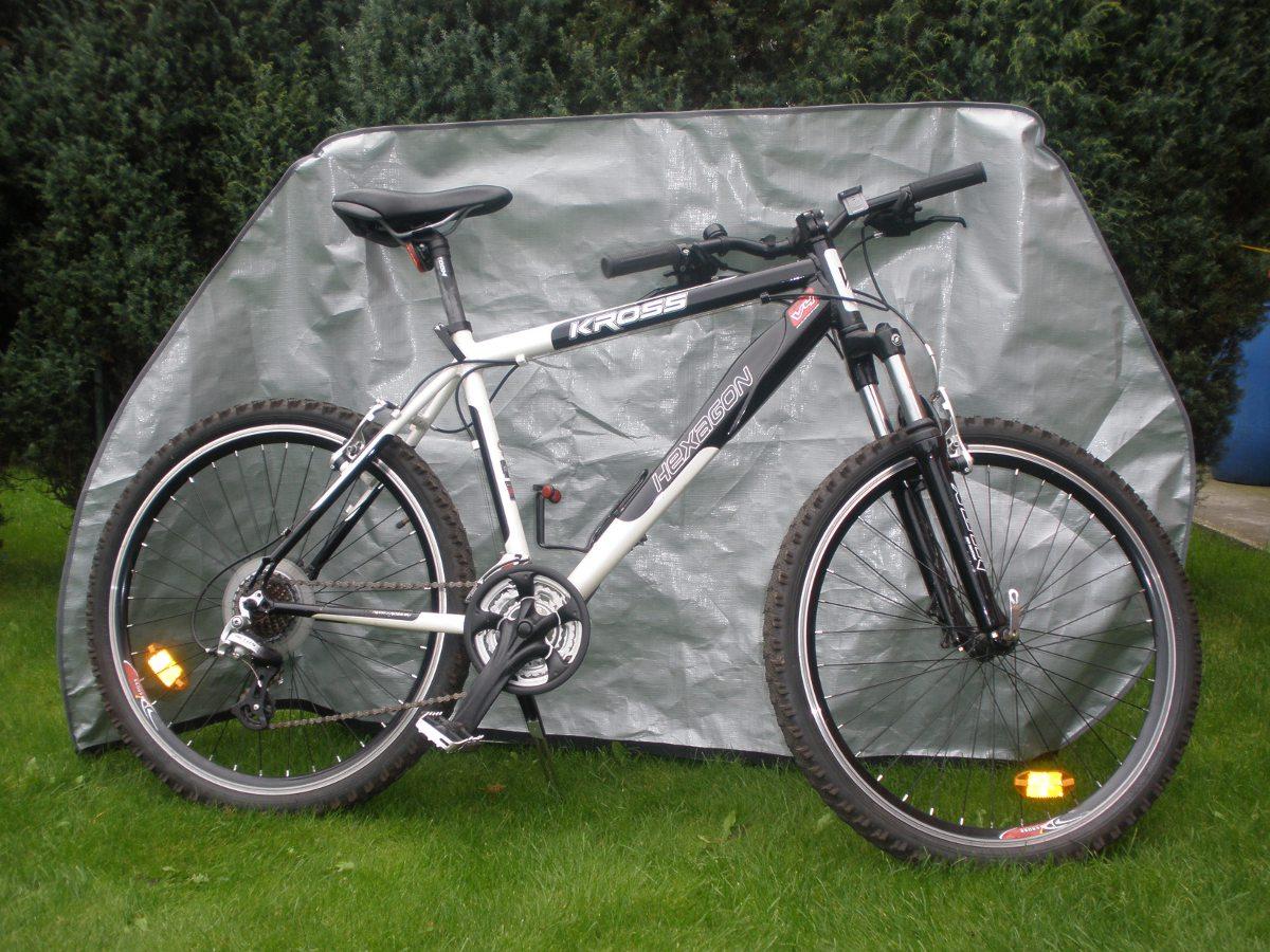 Pokrowiec na rower Oxford Sport
