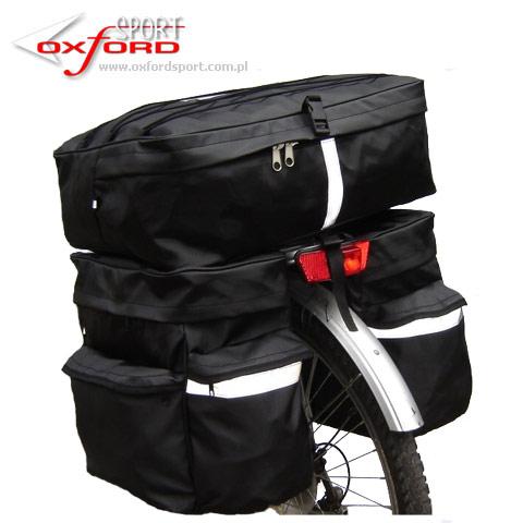 Sakwa rowerowa na bagażnik SRB102