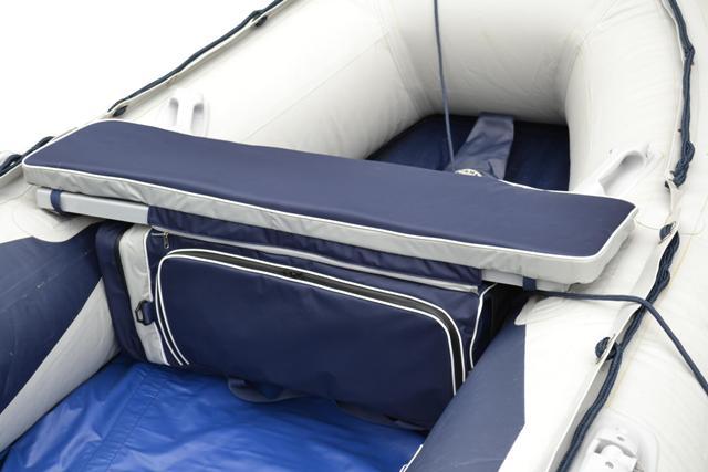 Torba pod ławkę do pontonu/łódki z siedziskiem nr 3