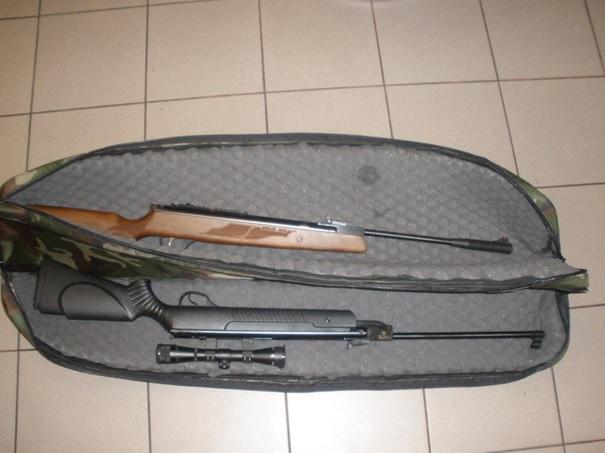 Pokrowiec na broń - wzór 8