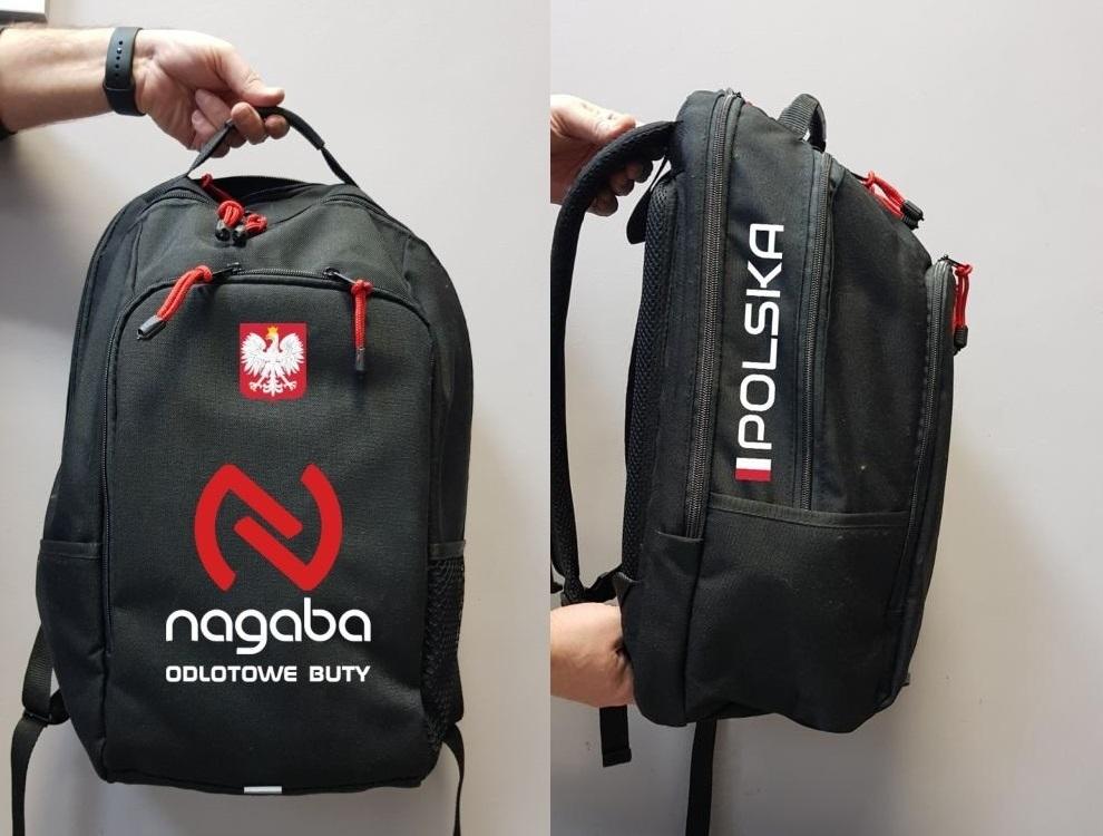 Plecak sportowy od Oxford Sport w reprezentacji skoczków